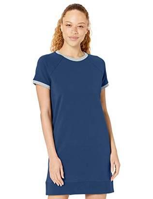 Core 10 Cotton Modal T-Shirt Dress Casual,X-Small (US 0-2)
