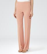 Reiss Gita Trouser STRAIGHT-LEG TROUSERS