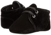 Dolce & Gabbana Velvet Lace-up Sneaker (Infant)