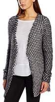 Lerros Women's 3595569 Long Sleeve Cardigan - grey - UK