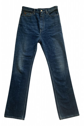 Celine Blue Denim - Jeans Jeans