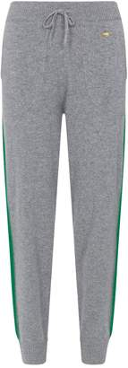 Bella Freud Daytona Cashmere Tapered Sweatpants