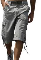 Newfacelook Mens Combat Summer Casual Military Style Cargo Army Shorts