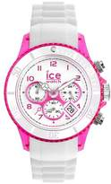 Ice Watch Ice-Watch Women's Chrono Party Cosmopolitan Analog Watch - Electric Pink