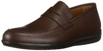Aquatalia Men's Nathan Mini TUMB EMBOSED CLF Loafer M US