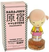 Gwen Stefani Harajuku Lovers Wicked Style Baby by Eau De Toilette Spray 1 oz