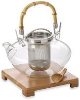 Bonjour Zen 5-Cup Glass Teapot