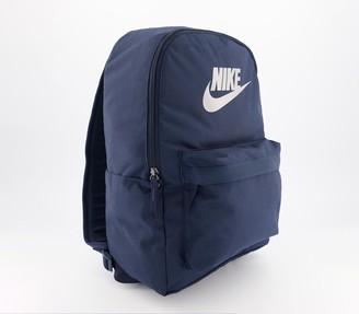 Nike Heritage Backpack 2.0 Obsidian Atmosphere Grey