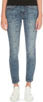 Current/Elliott The Stiletto skinny mid-rise jeans