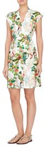 Catherine Malandrino Women's Print Jersey Dress