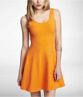 Express Stretch Cotton Skater Dress