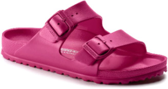 Birkenstock Beetroot Purple EVA Narrow Arizona Sandal - 36