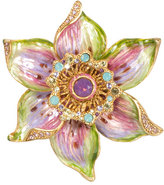 Jay Strongwater Sonia Daffodil Pin