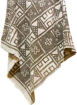 One Kings Lane Vintage Siaka African Mud Cloth - de-cor