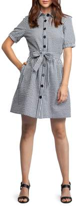 Dex Check Shirt Dress