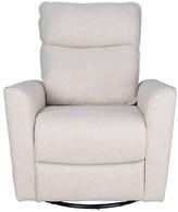 Karla Dubois Soho Comfort Upholstered Swivel Glider