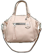 Oryany As Is Sadie Italian Leather Satchel