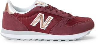 New Balance Burgundy 311v1 Low-Top Sneakers
