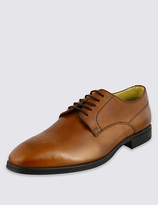 M&S Collection Leather Lace-up Derby Shoes with AirflexTM