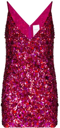 Ashish sequin-embellished mini dress