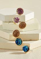 Glimmer All You Got Earring Set in Jewel Tones