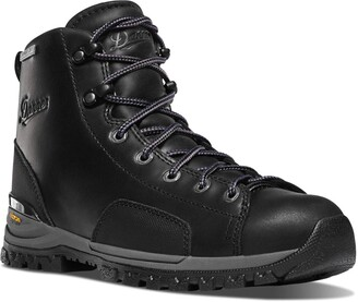 "Danner Women's Stronghold 5"" Construction Boot Black 7.5 M US"