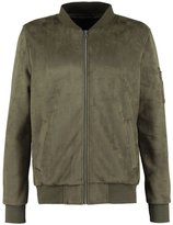 Urban Classics Bomber Jacket Olive