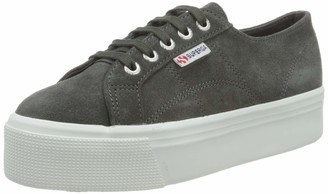 Superga Women's 2790-SUELNGCOTW Oxford Flat
