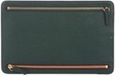 Smythson Burlington leather currency wallet