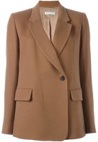 Each X Other flap pockets folded blazer - women - Wool - S