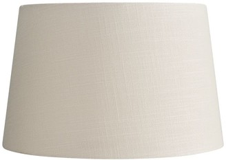 Pottery Barn Gallery Tapered Lamp Shade, Rolled Edge