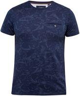 Ted Baker Flowby Tonal Floral T-shirt