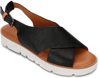 Gentle Souls Kiki Leather Platform Sandal