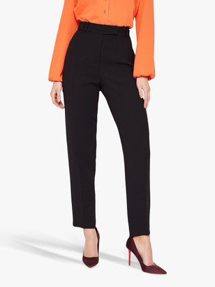 Damsel in a Dress Isabella Tapered City Suit Trousers, Black