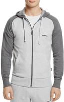 Diesel Brian Zip Lounge Hoodie Sweatshirt