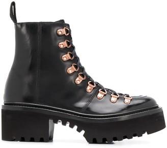 Grenson Nanette Colorado 65mm ankle boots