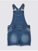 Marks and Spencer Denim Dungarees (3-14 Years)