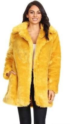 Shop 17 Long Fur Coat