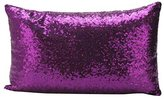 Multi-size Glitter Sequin Throw Pillow Cover Sham Case LivebyCare Cushion Covers Pattern Zipper Pillowslip Pillowcase For Bedroom Sofa Couch Chair Back Seat