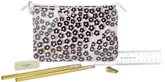 Kate Spade Pencil Pouch (Flair Flora) Wallet
