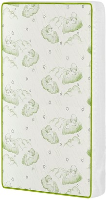 Dream On Me Baby Trend Nursery Center Breathable 3 Foam Mattress with Square Corners