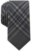 Bar III Men's Forest Glen Plaid Skinny Tie, Created for Macy's