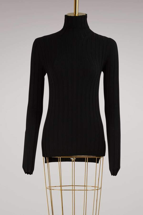 Acne Studios Wool Corina Turtleneck Sweater