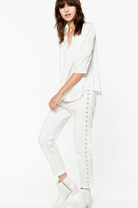 Zadig & Voltaire Elios Spikes Jeans