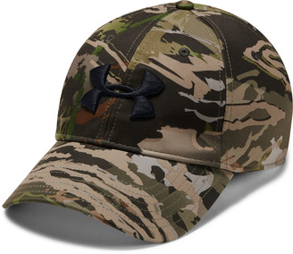 Under Armour Men's UA Camo Stretch Fit Cap Updated