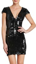 Dress the Population Sequin Body-Con Dress (Nordstrom Exclusive)