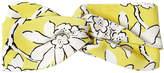Valentino Floral Printed Silk Headband