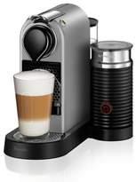 Nespresso by Breville CitiZ & Milk Espresso Maker in Silver