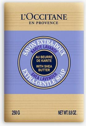 L'Occitane Lavender Shea Butter Extra Gentle Soap, 250g