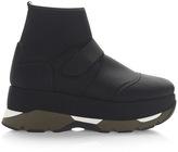 Marni Velcro high top sneakers